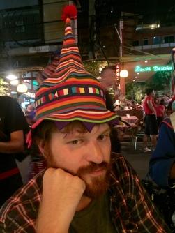I got a little drunk in Bangkok